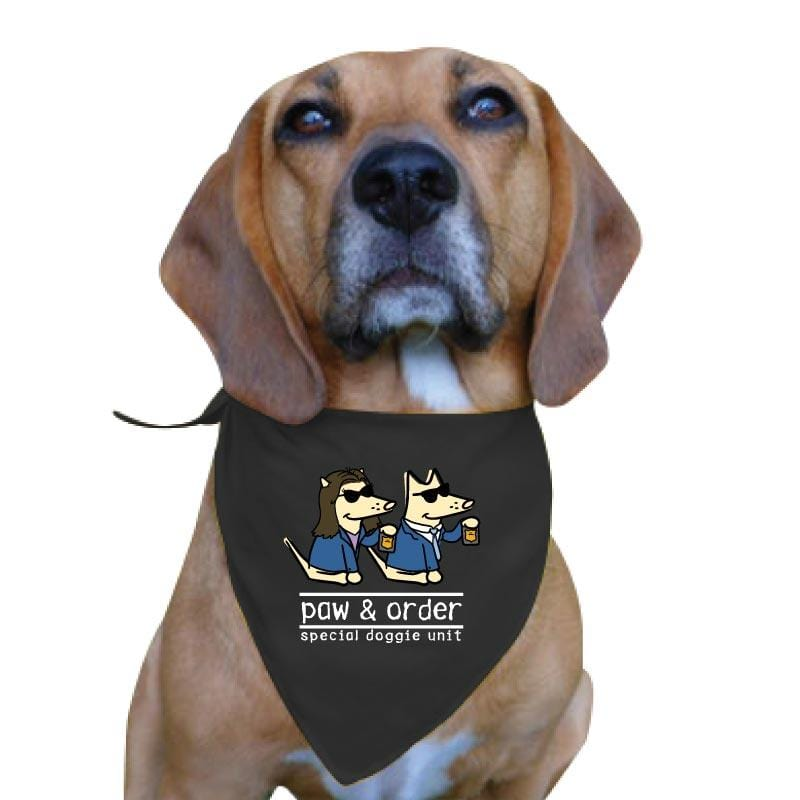 Paw And Order: Special Doggie Unit - Doggie Bandana
