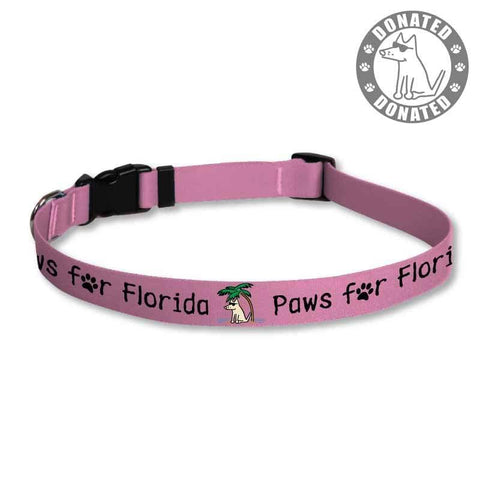 Paws For Florida  - Dog Collars