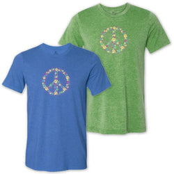 Paws For Peace - Lightweight Tee