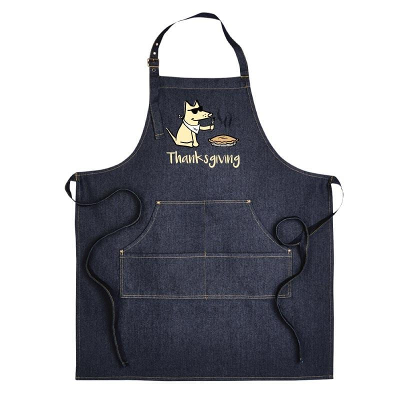 Pie Detector - Customizable Apron