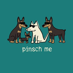 Pinsch Me - Ladies T-Shirt V-Neck