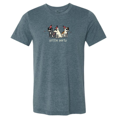 Pittie Party - Lightweight Tee