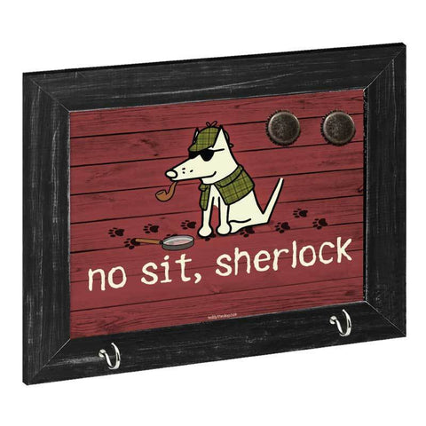 No Sit, Sherlock - Magnetic Board
