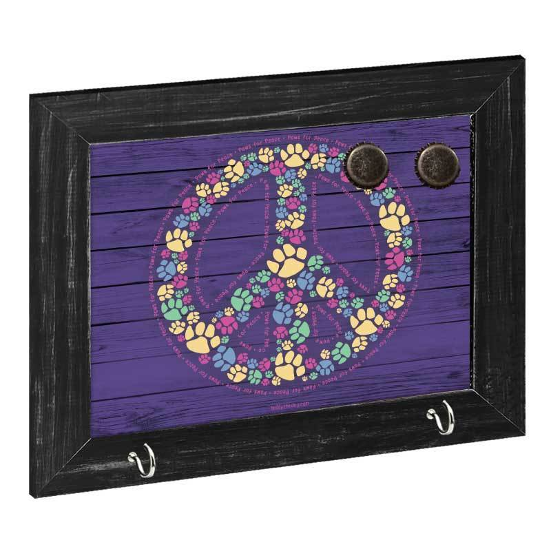 Paws For Peace - Magnetic Board