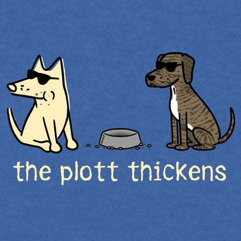 The Plott Thickens  - Lightweight Tee