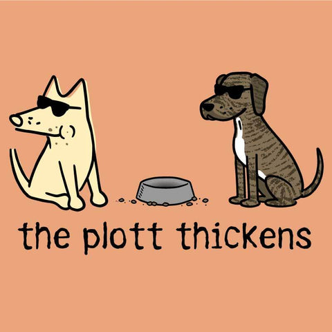 The Plott Thickens - Ladies Tank Top