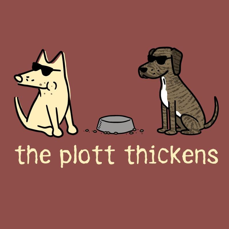 The Plott Thickens - Classic Tee