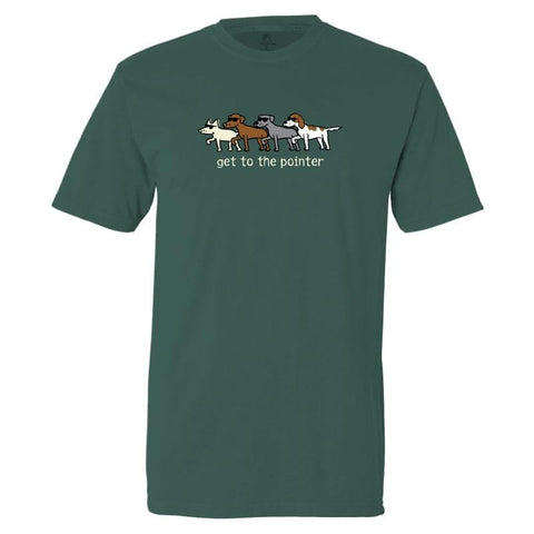 Get To The Pointer - Classic Tee