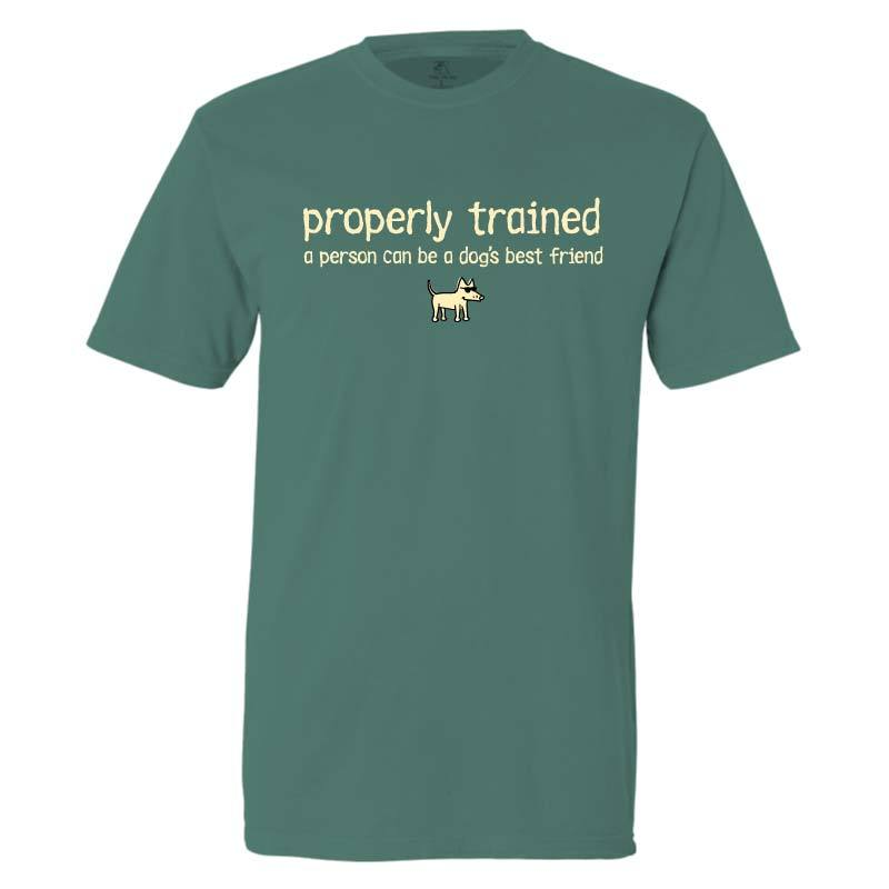 Properly Trained - Classic Tee