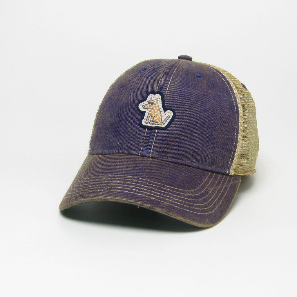 Teddy's Aplique - Ladies Trucker Hat