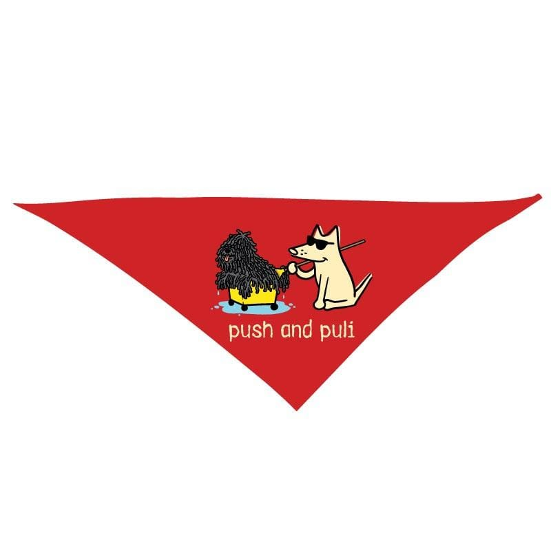 Push And Puli - Doggie Bandana