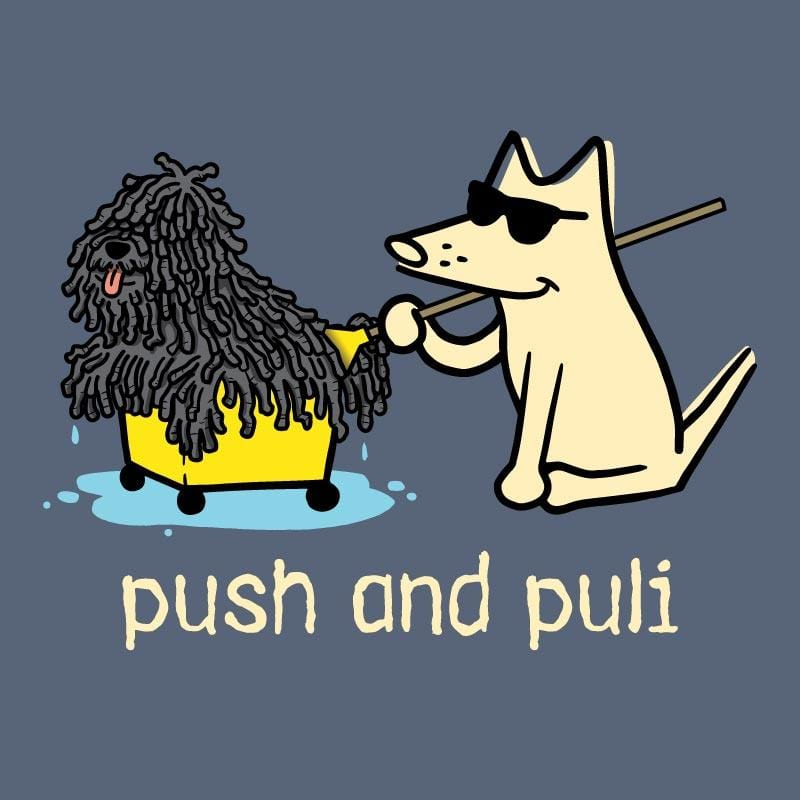Push And Puli - Classic Tee