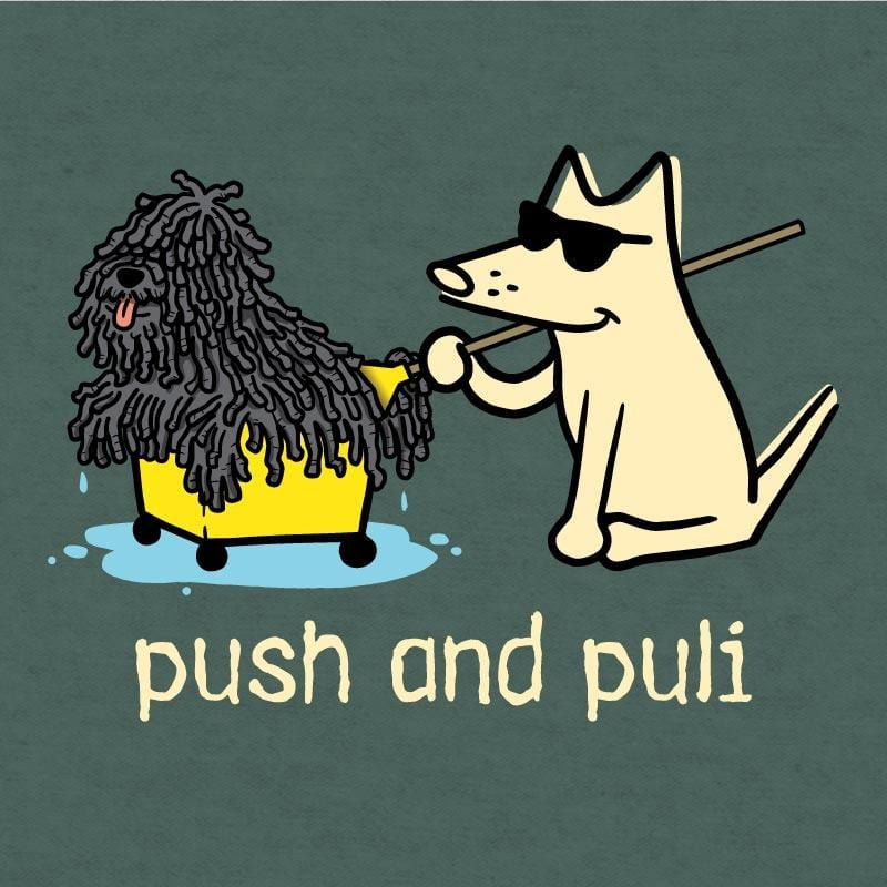 Push And Puli - Lightweight Tee