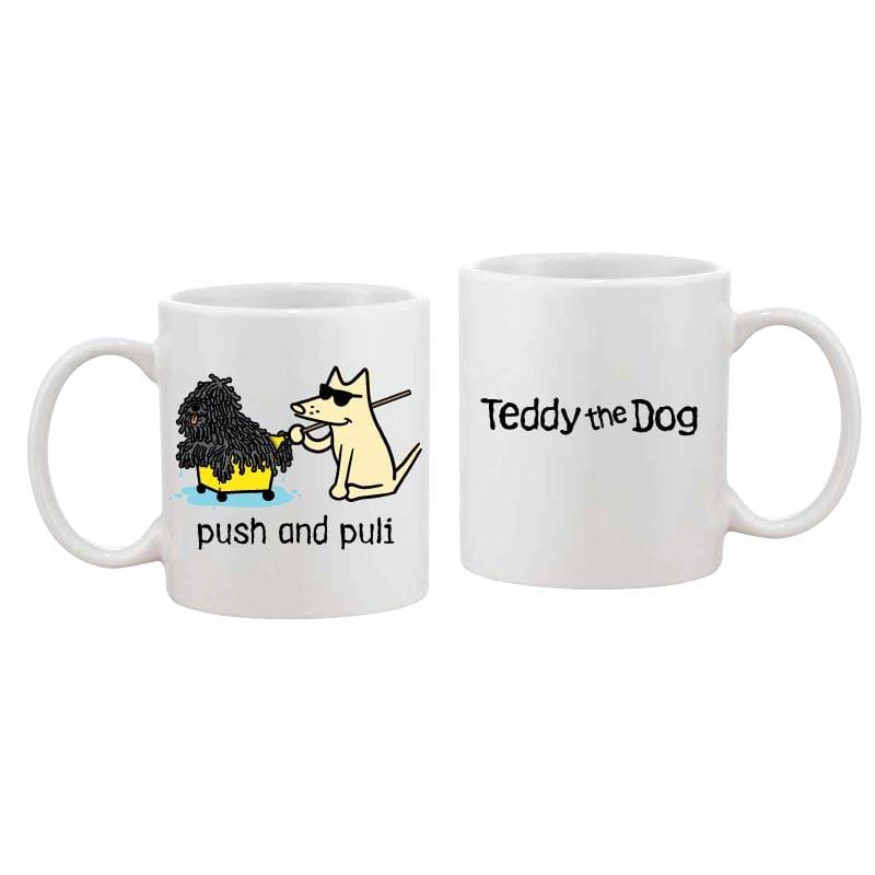Push And Puli - Coffee Mug