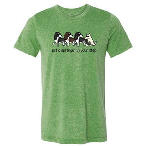 Put A Springer In Your Step - Lightweight Tee