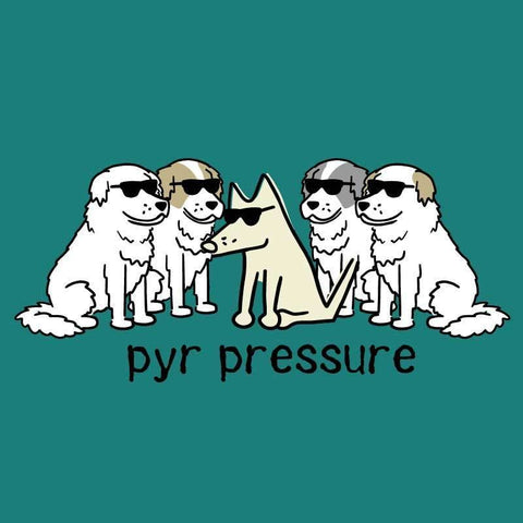 Pyr Pressure - Ladies T-Shirt V-Neck