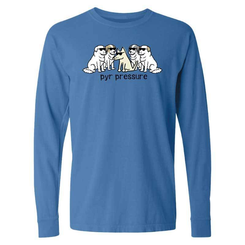 Pyr Pressure- Classic Long-Sleeve T-Shirt Classic