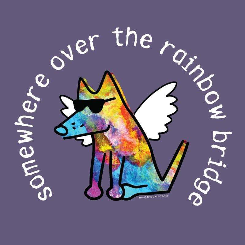 Somewhere Over The Rainbow Bridge - Classic Tee
