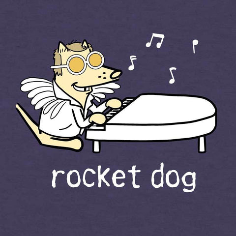 Rocket Dog - Ladies Curvy V-Neck Tee