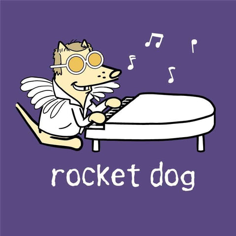 Rocket Dog - Ladies T-Shirt V-Neck