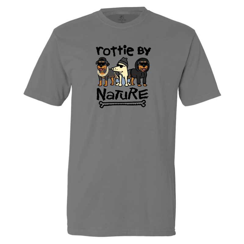 Rottie By Nature - Classic Tee