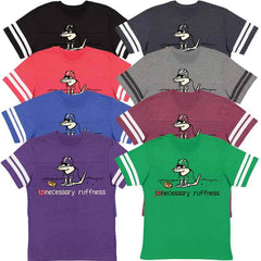 Unnecessary Ruffness - Mens Football Tee