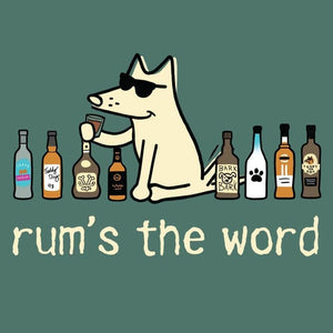 Rum's The Word - Classic Tee