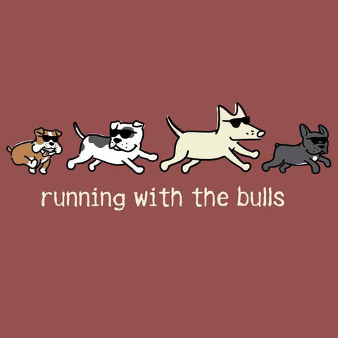 Running With The Bulls Classic Tee