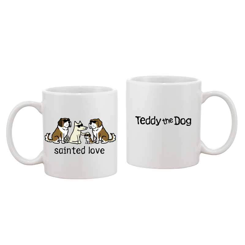 Sainted Love - Coffee Mug