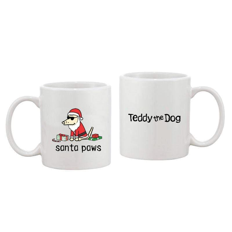 Santa Paws - Coffee Mug