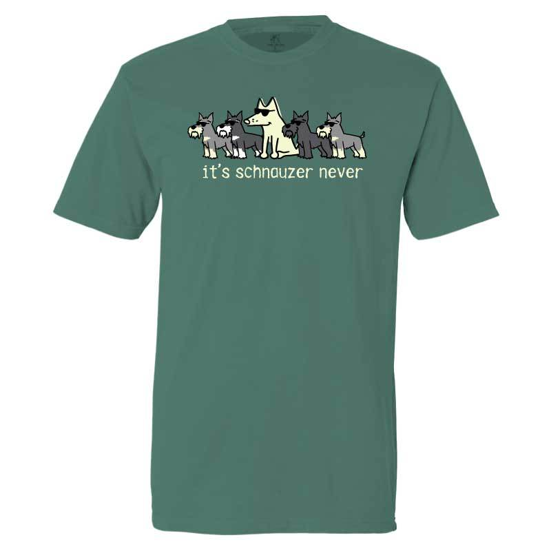 It's Schnauzer Never - Classic Tee