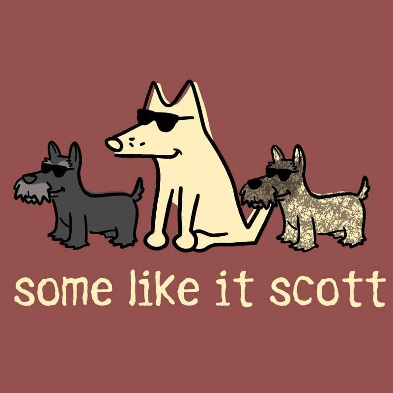 Some Like It Scott - Classic Tee