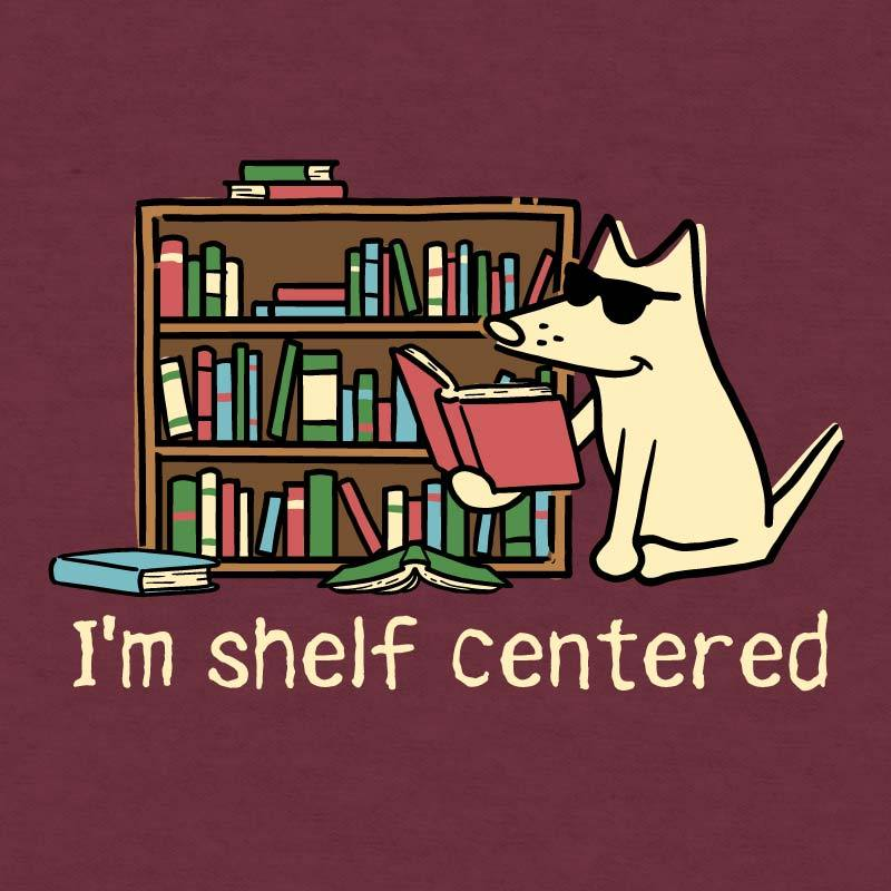 I'm Shelf Centered - Lightweight Tee