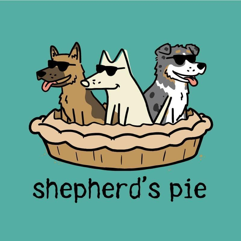 Shepherd's Pie - Ladies T-Shirt V-Neck
