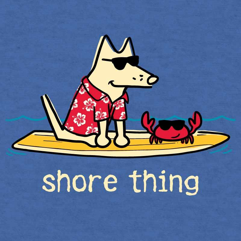 Shore Thing - Lightweight Tee