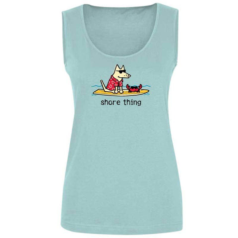 Shore Thing - Ladies Tank Top