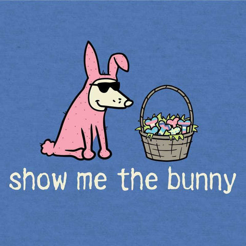 Show Me The Bunny - Lightweight Tee