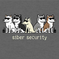 Siber Security - Lightweight Tee