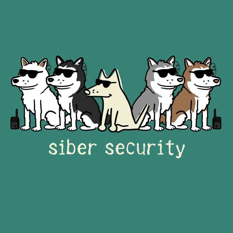 Siber Security - Ladies T-Shirt 3-4 Sleeve