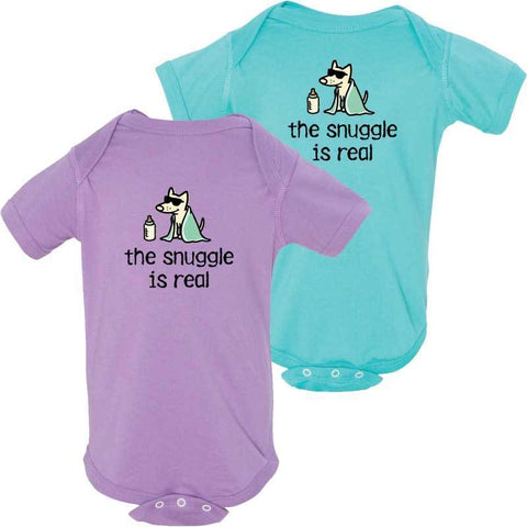 The Snuggle Is Real - Onesie Infant