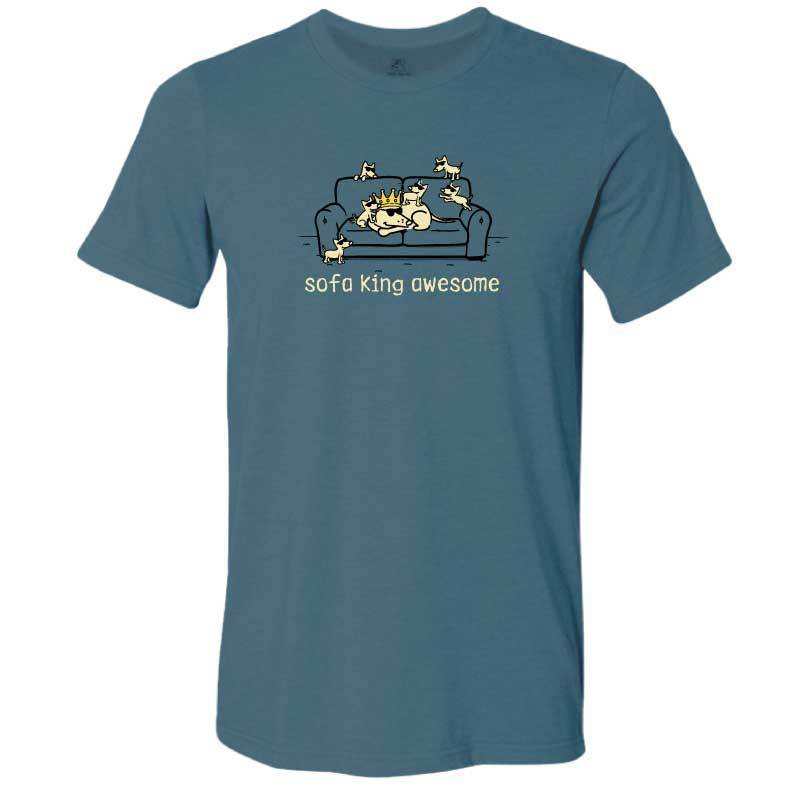 Sofa King Awesome - Lightweight Tee