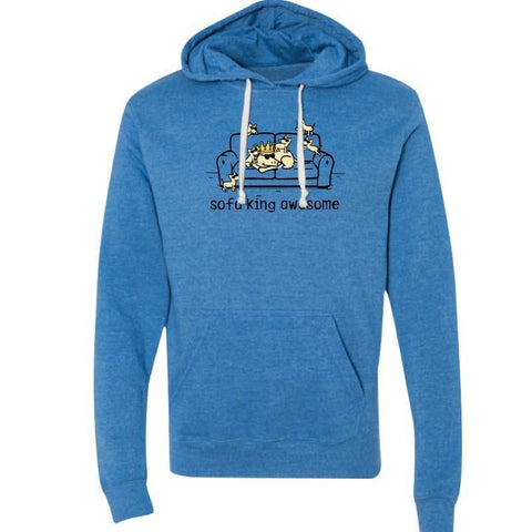 Sofa King Awesome - Sweatshirt Pullover Hoodie
