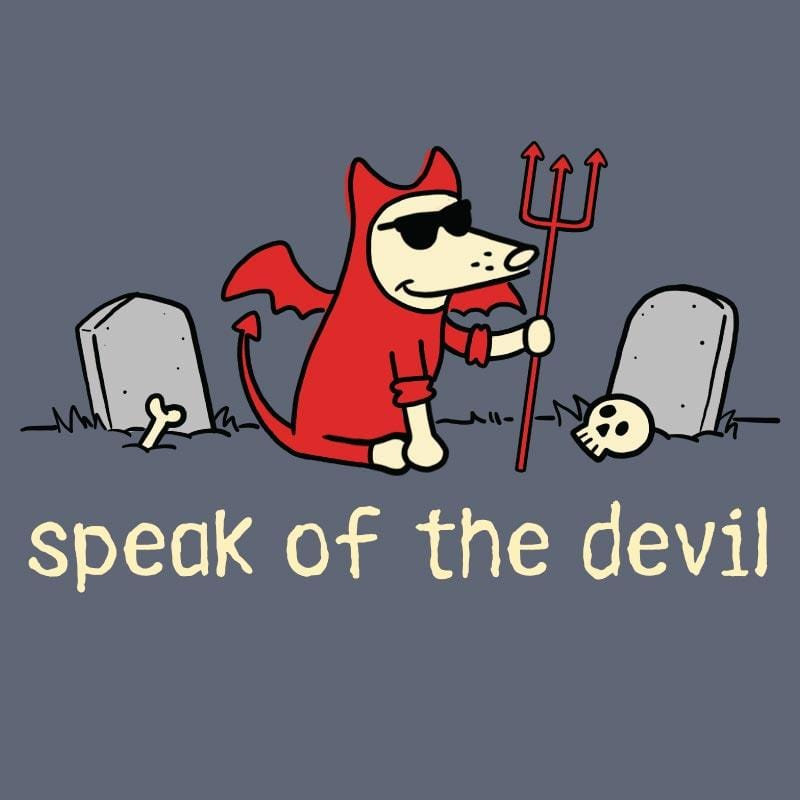 Speak Of The Devil - Classic Long-Sleeve T-Shirt