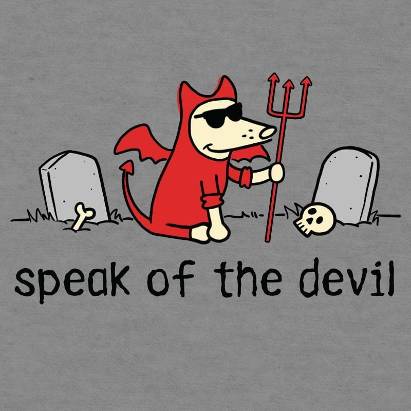 Speak Of The Devil - T-Shirt - Kids