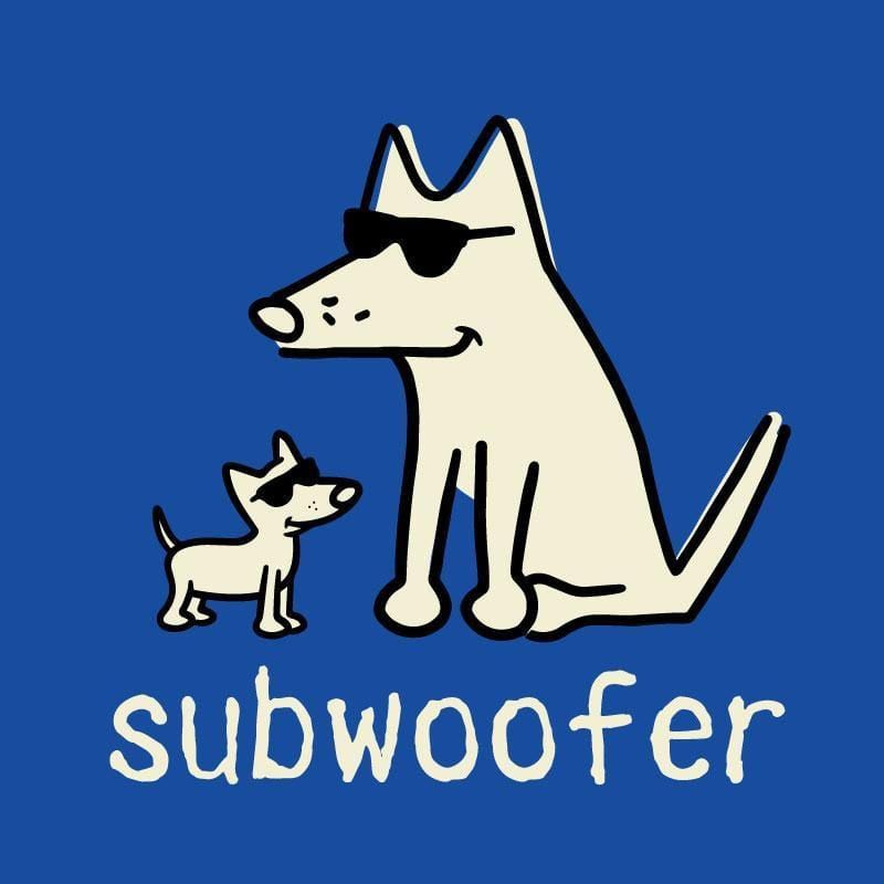 Subwoofer - Onesie Infant