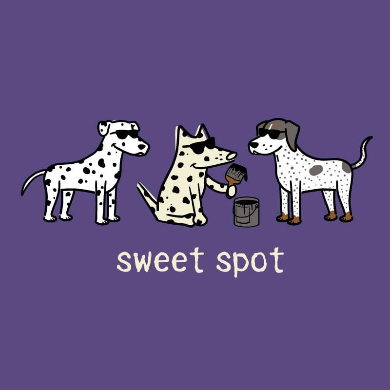 Sweet Spot - Ladies T-Shirt V-Neck