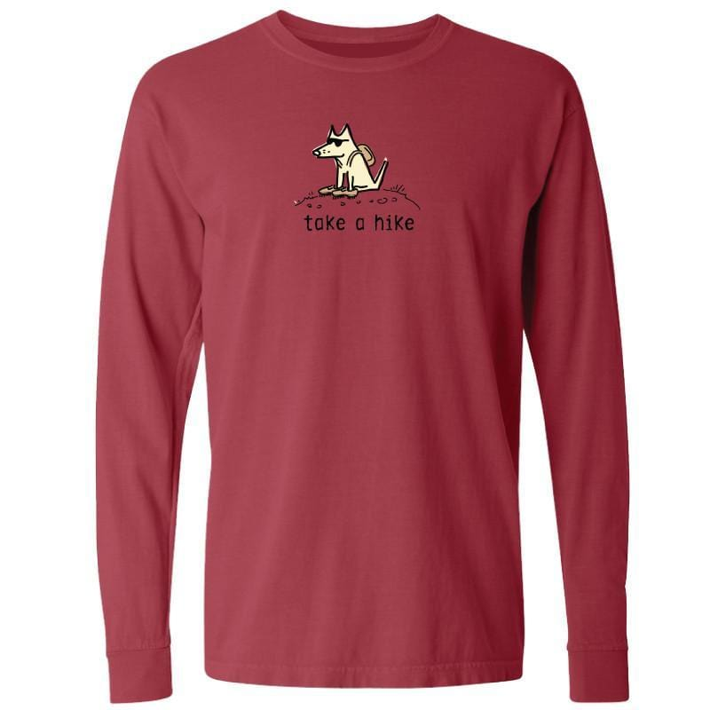 take a hike classic long sleeve