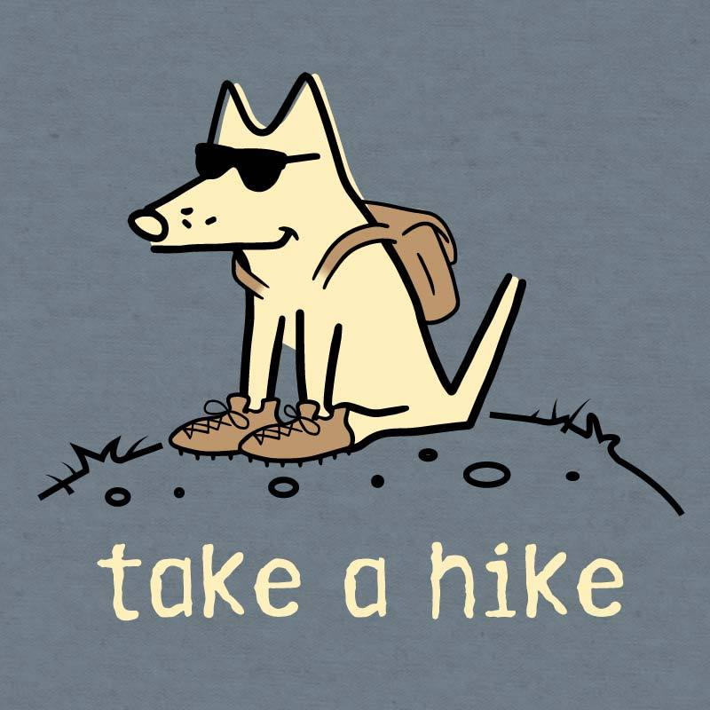 Take a Hike - Lightweight Tee