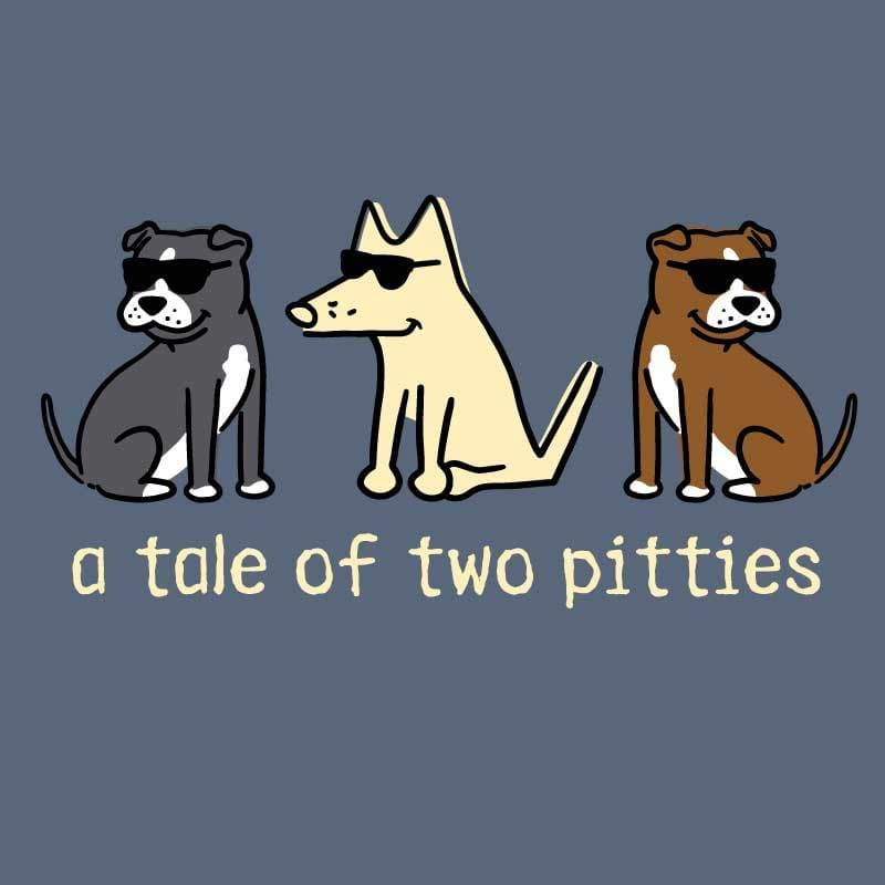A Tale Of Two Pitties - Classic Tee