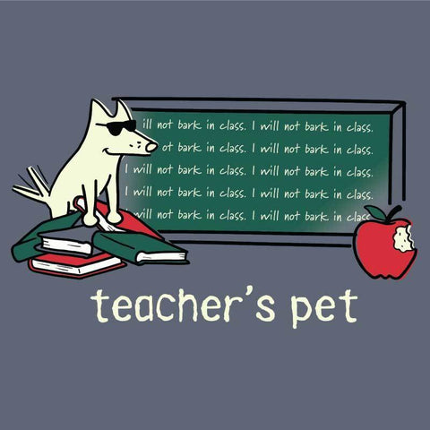Teacher's Pet - Classic Long-Sleeve T-Shirt Classic